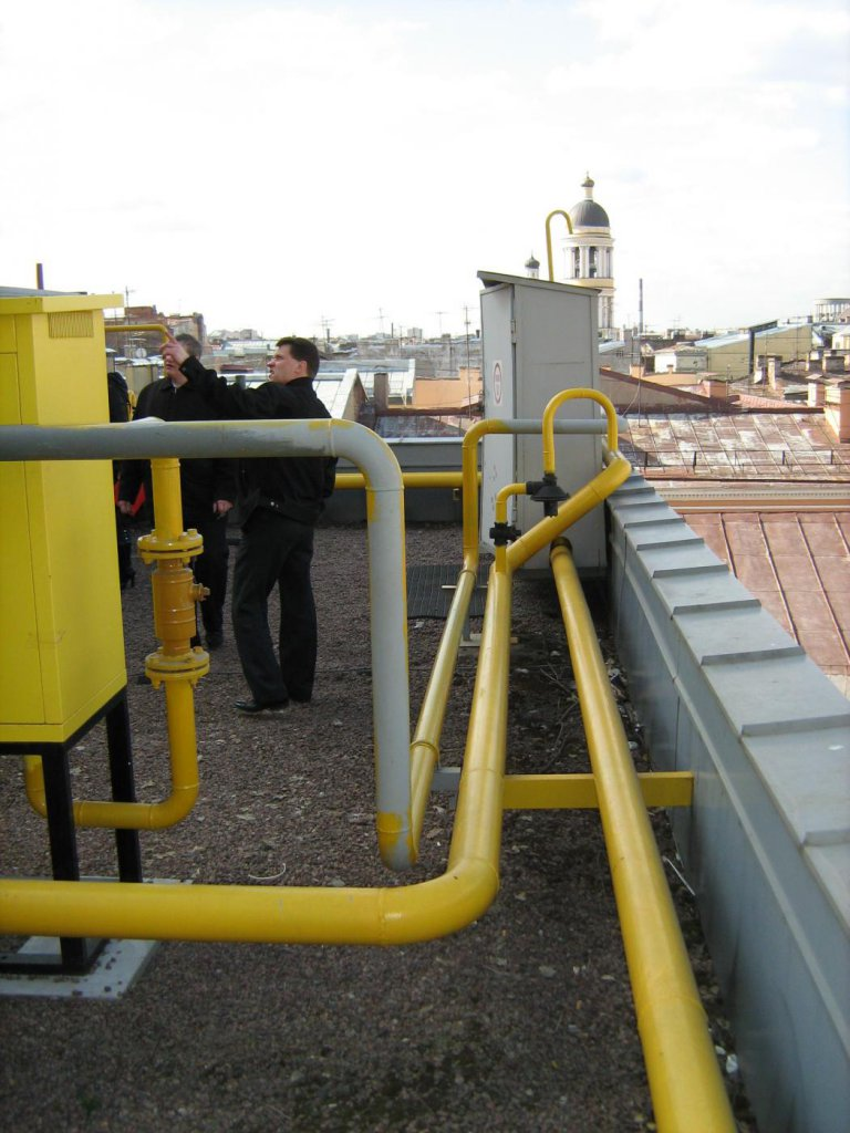газовая котельная это опасный производственный объект