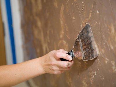 Штукатурка стен как источник вдохновения