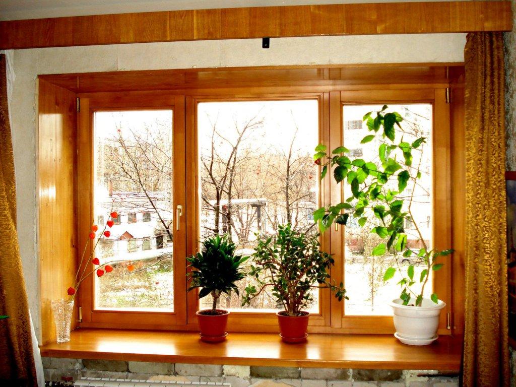 Деревянные окна: «все» за и «против»