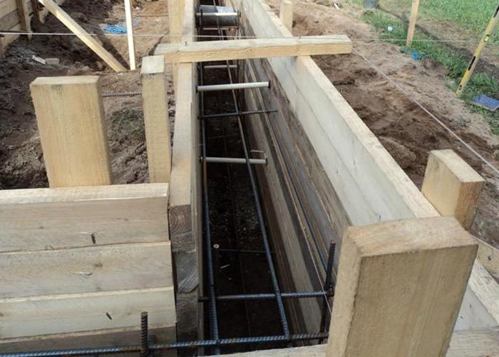 Подводные камни строительства дома