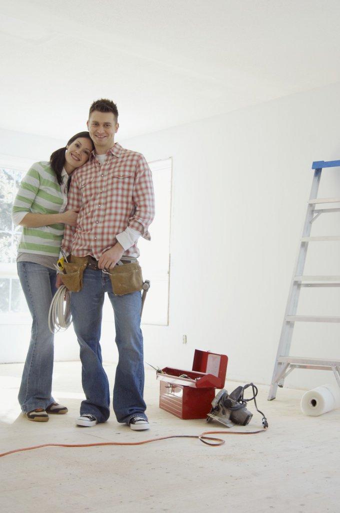 Ремонт внешний и внутренний: что нужно делать, чтобы содержать свой дом в идеальном состоянии?