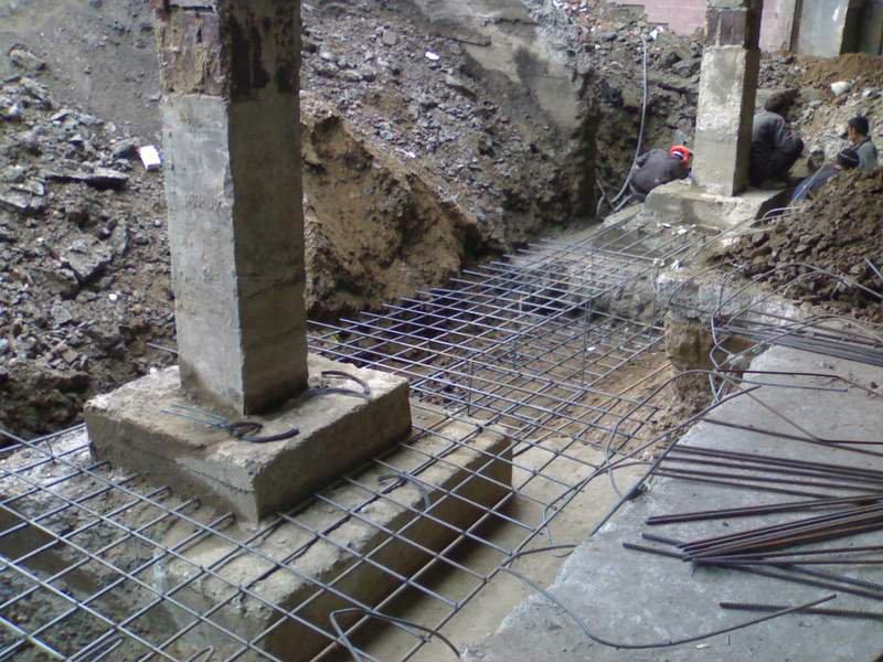 Как усилить строительные конструкции
