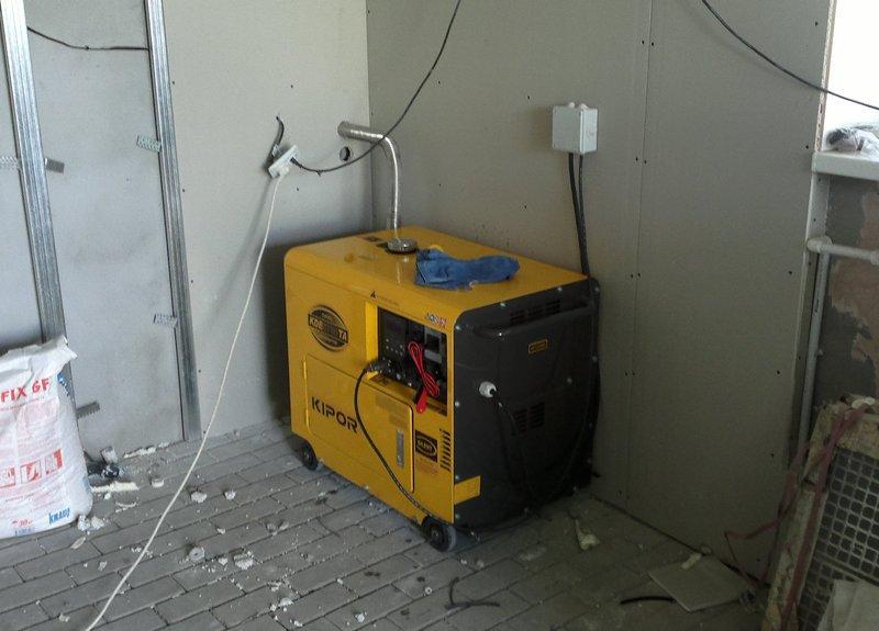 Дизель-генератор: история изобретения