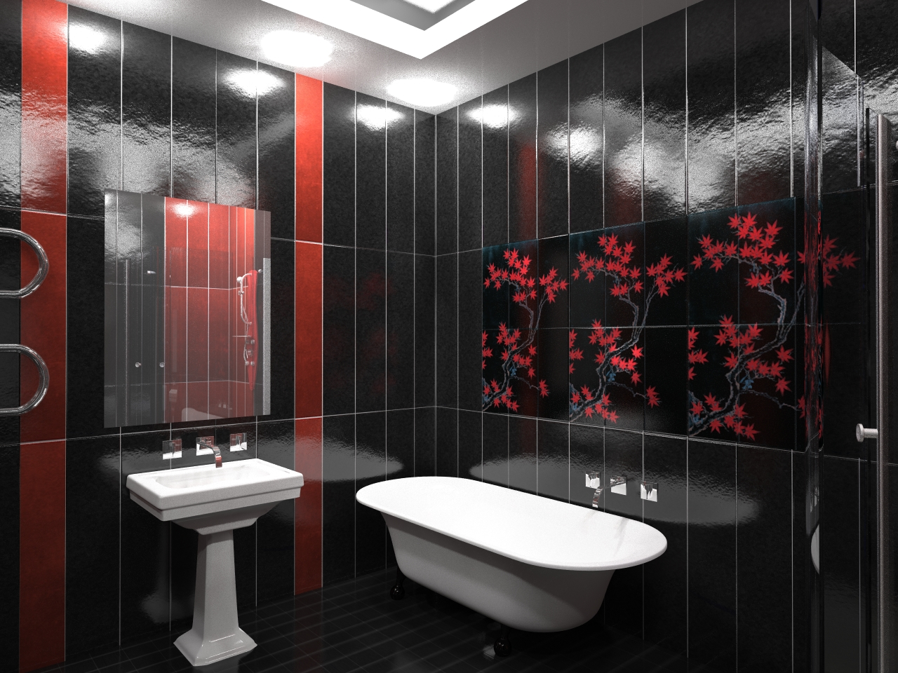 Преображаем ванную комнату