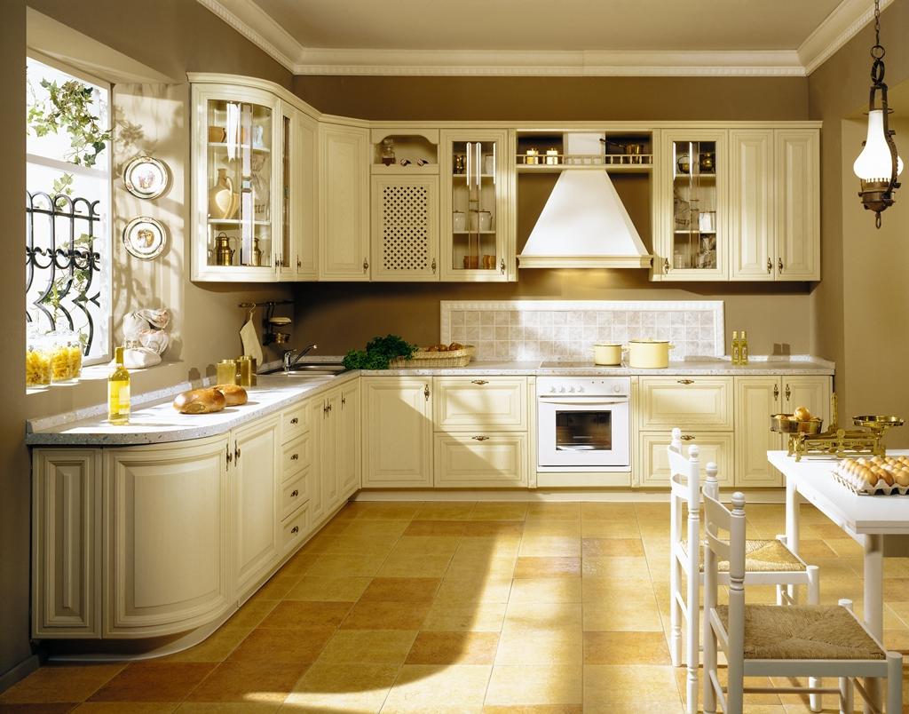 Существуют пять основных типов планировки кухни