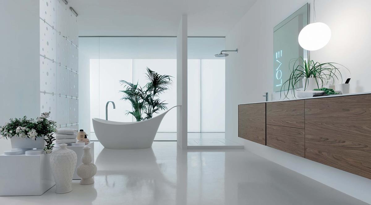 Ванная комната в итальянском стиле: не жалейте денег