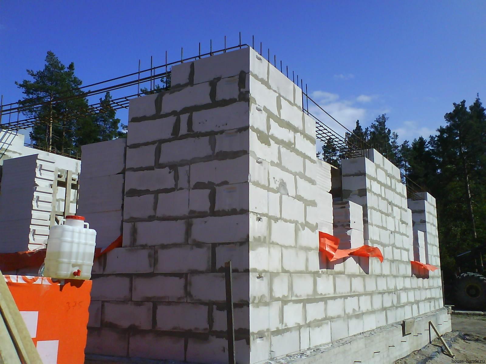 Из чего строить загородный дом? Продолжение 2