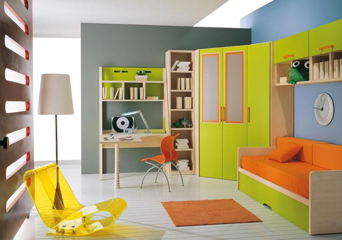 Как правильно организовать интерьер детской комнаты?