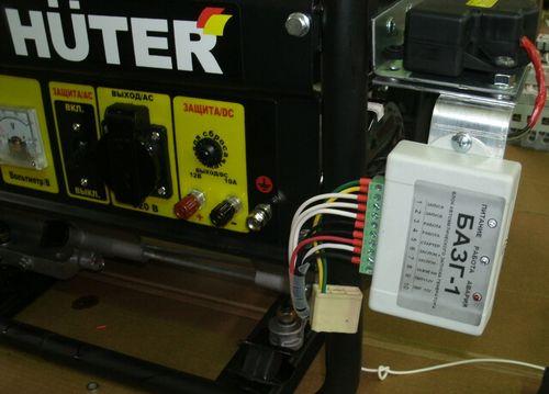 Обзор электрогенераторов Huter. Продолжение 3