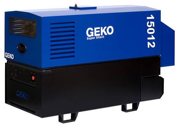 Электростанции Geko