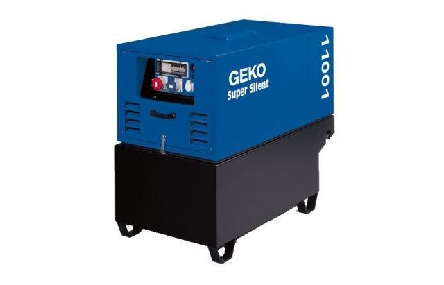 Электростанции Geko. Продолжение