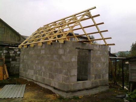 Строим баню из газосиликатных блоков! Вопросы-ответы