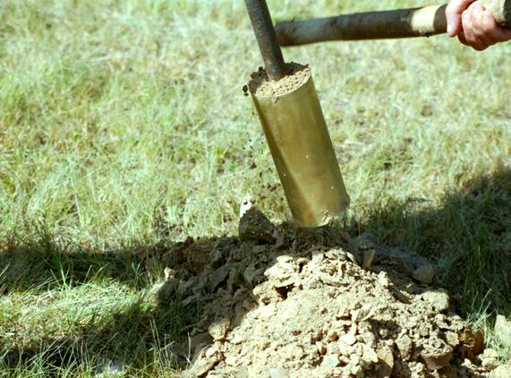 Фундаменты и грунты. Предварительные работы перед  установкой фундамента