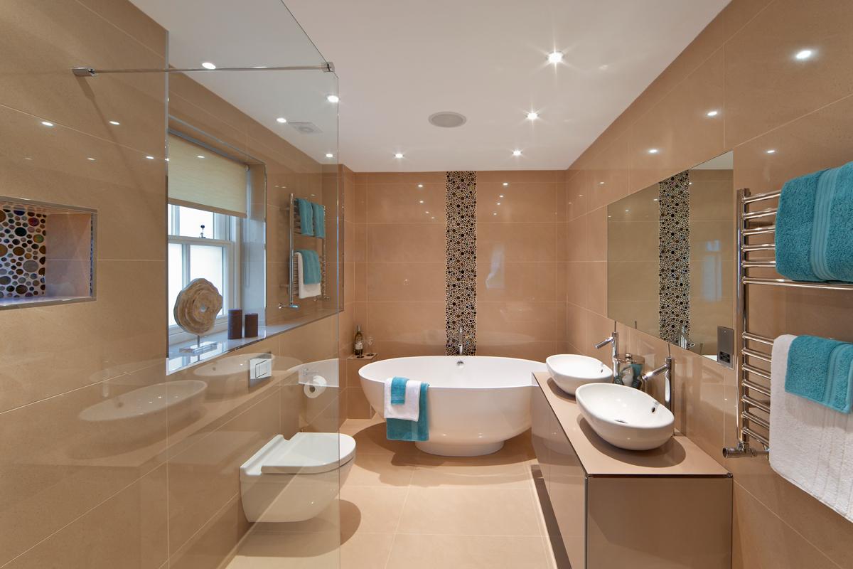 Ванная комната: функциональность и эстетичность