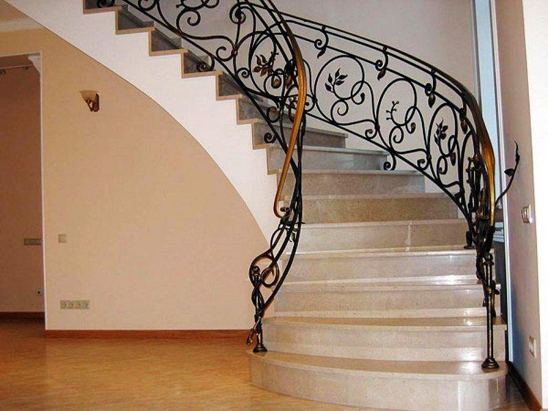 Изготовление перил для лестниц. Продолжение