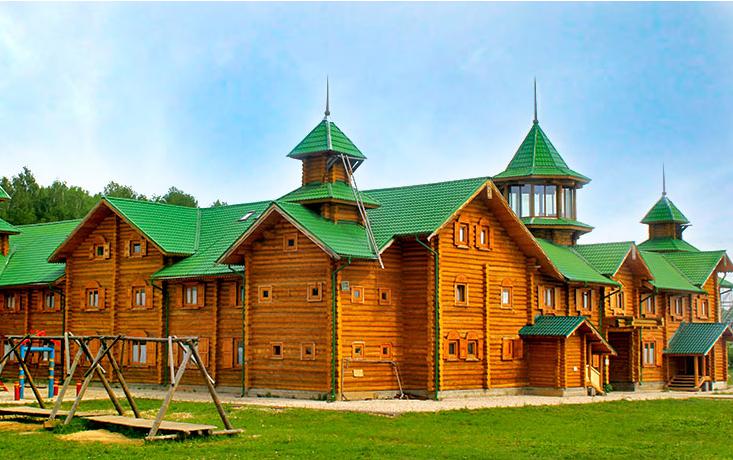 Строительство деревянных домов из бревна в традициях русского зодчества