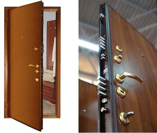 Приобретение и установка металлических дверей: избегаем ошибок