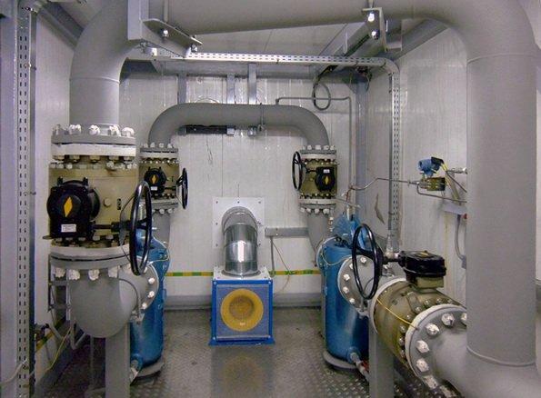 Трубопровод как технологическое звено