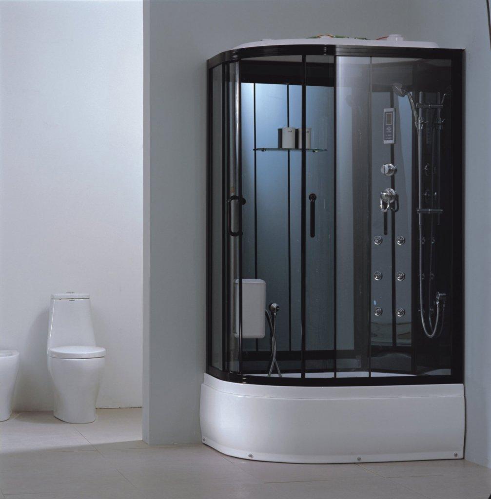 Д��евая кабина в ин�е��е�е ва�ей ванной комна��