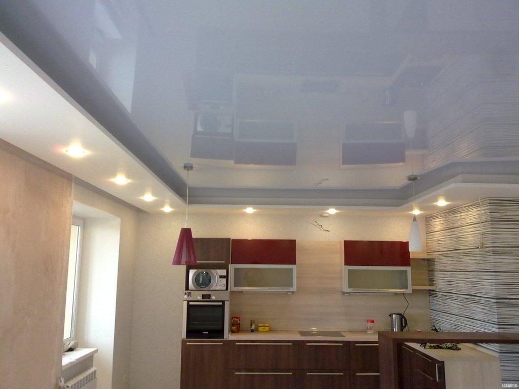 Натяжные потолки - основы идеального ремонта