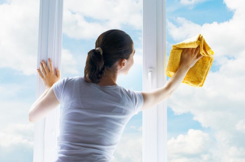 Правильная эксплуатация пластикового окна
