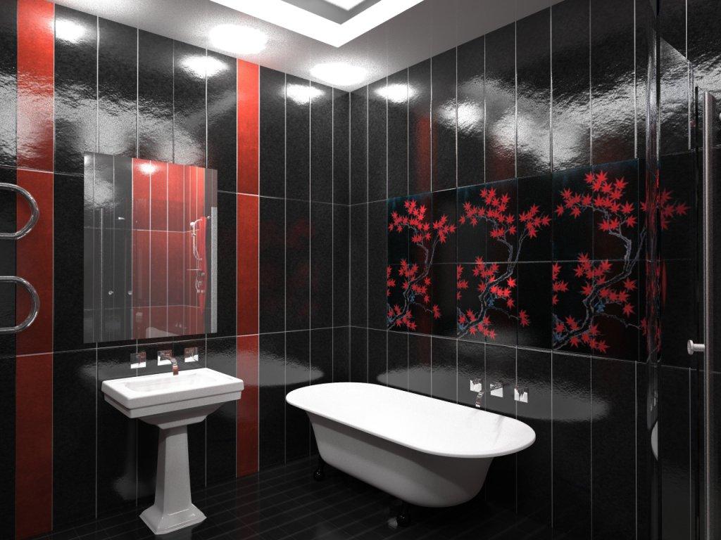 Ремонтные работы в небольшой ванной комнате