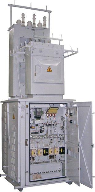 Оборудование трансформаторных подстанций