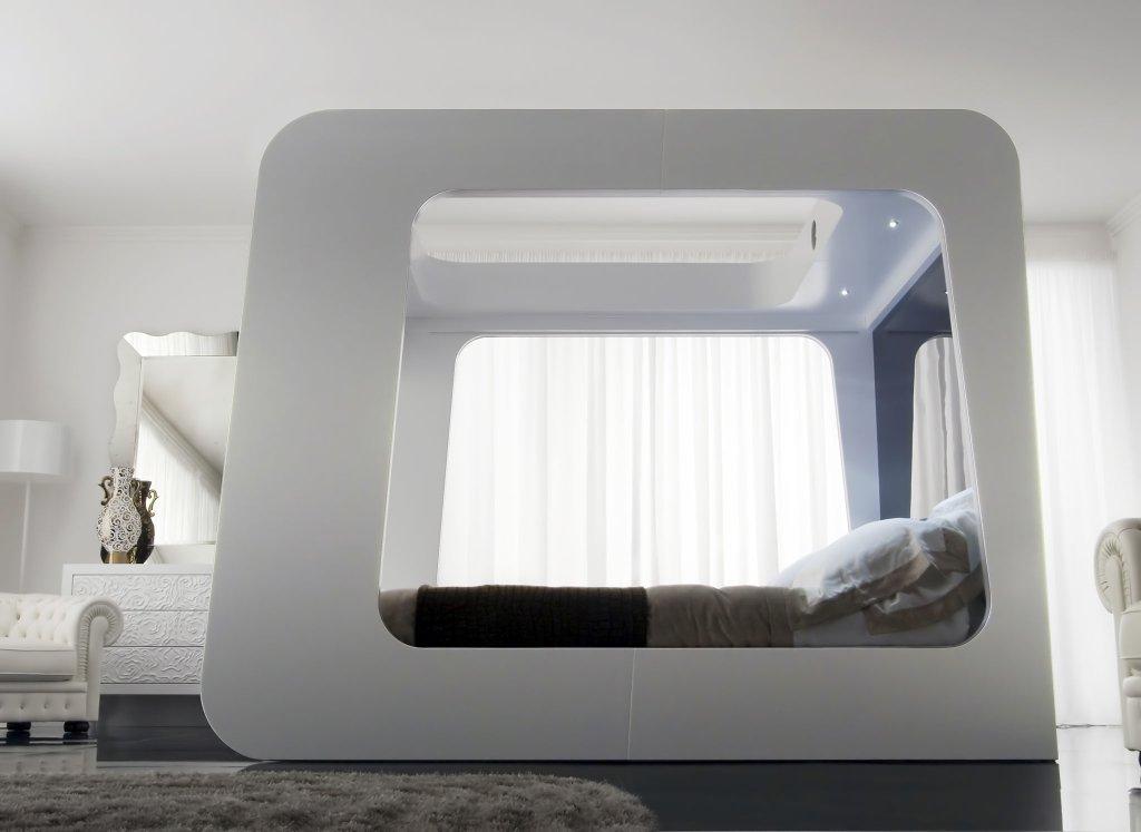 HiCan: единственная в своем роде кровать-люкс