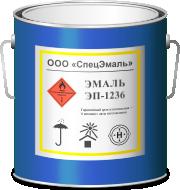 Эпоксидные эмаль и грунтовка для защиты от агрессивных газов