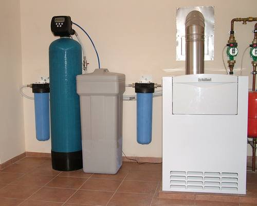 Основные параметры газовых котлов