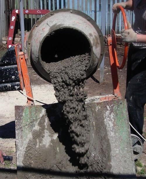 Как приготовить качественный бетон: особенности и тонкости