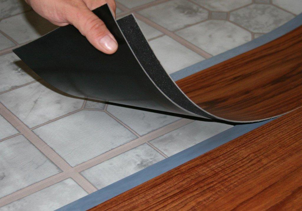 Как рассчитать время при укладке виниловой плитки