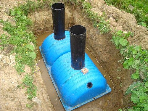 Локальная система водоотведения в загородном доме: особенности устройства