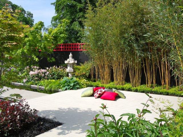 Секреты оформления сада в китайском стиле