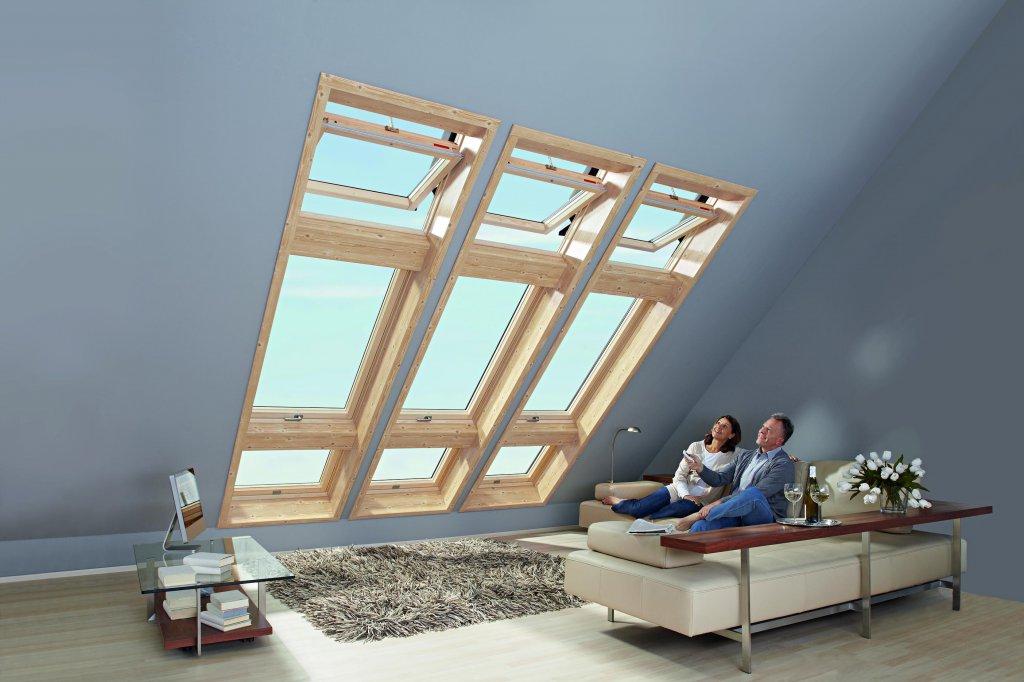 Восемь критериев выбора мансардного окна