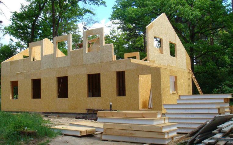 строительство домов по канадской технологии цена