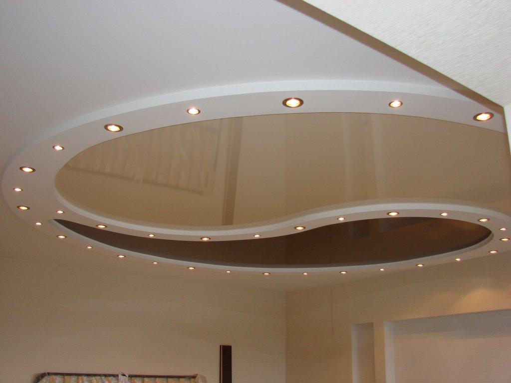Натяжные потолки - неотъемлемый элемент современного интерьера