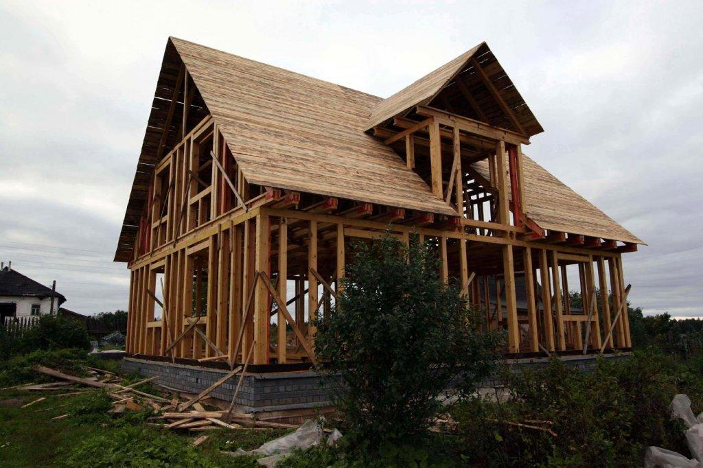 Индивидуальное домостроение в России