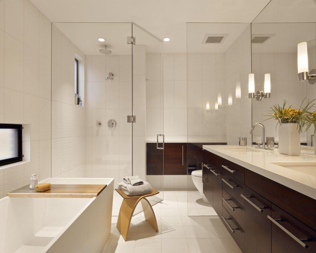 Как можно оформить ванную комнату?