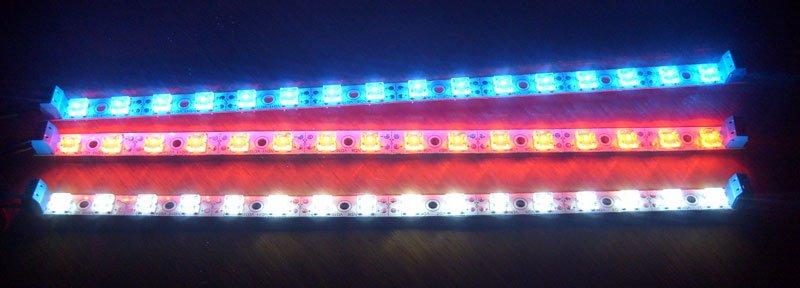 Будущее за светодиодным освещением