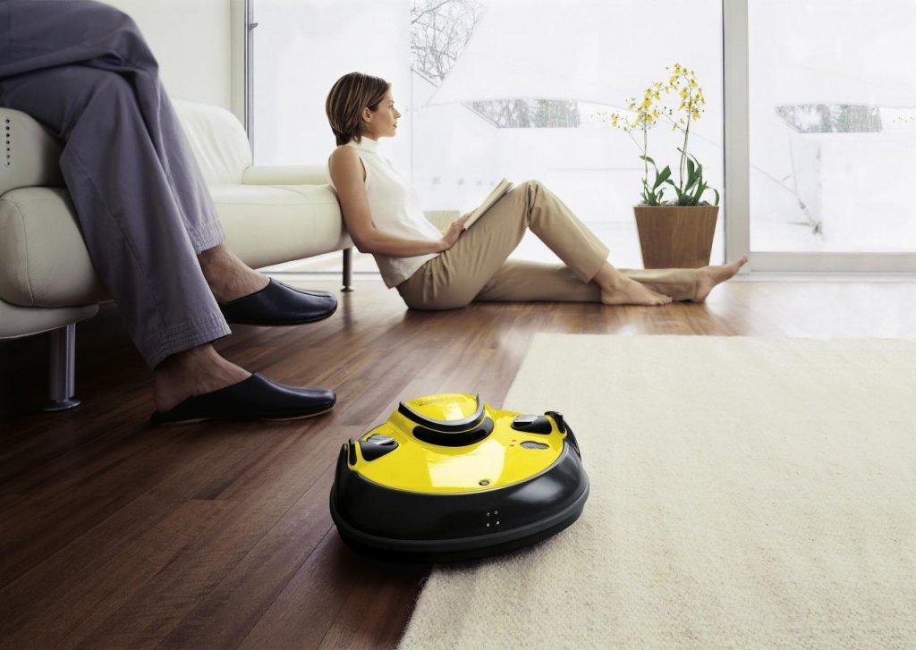Современные роботы пылесосы и достоинства их применения