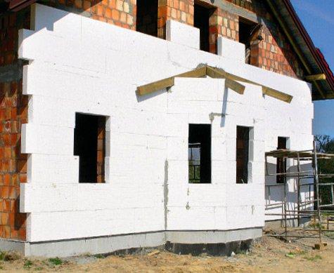 Утепление фасадов пенопластом. Продолжение 2
