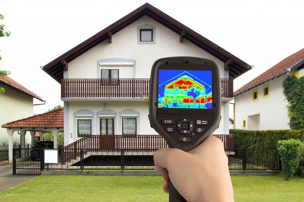 Куда уходит тепло наших домов?
