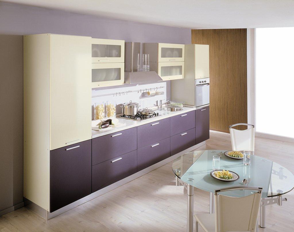 Как выбрать цвет кухонного фасада?