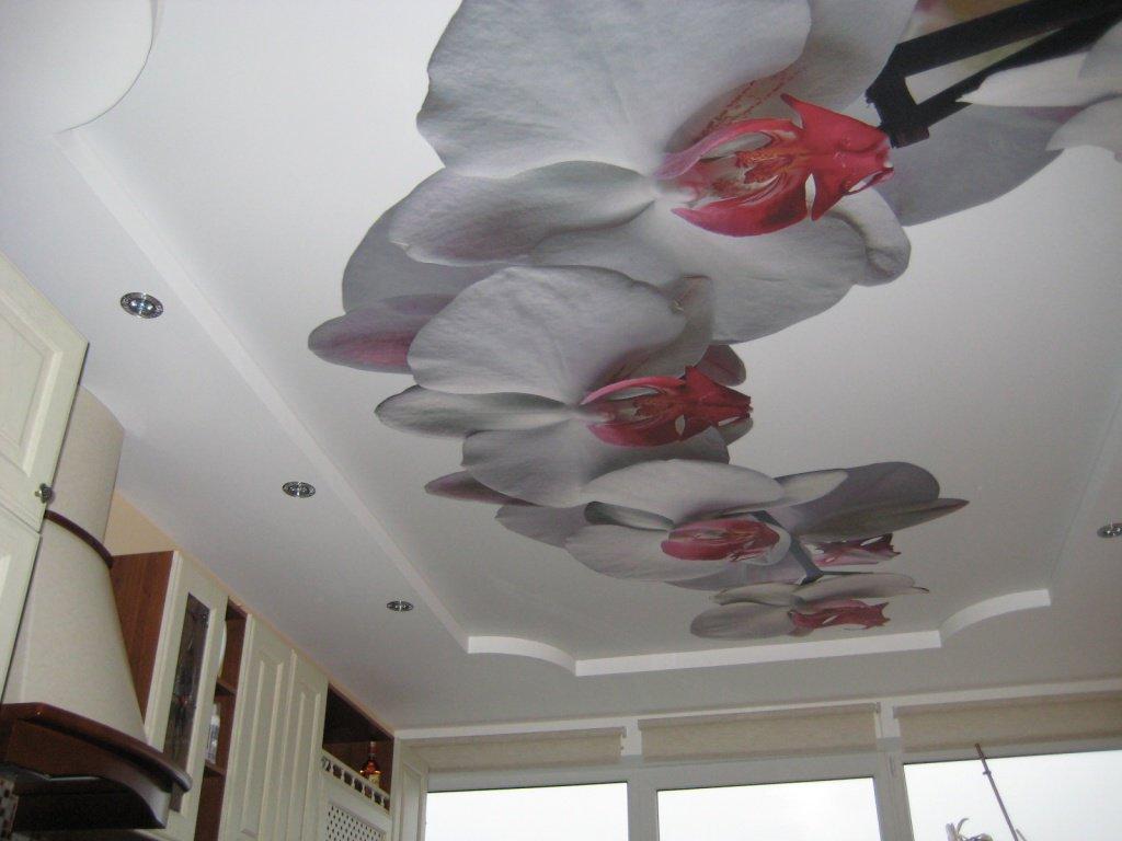 Варианты оформления потолка, не требующие его предварительного выравнивания