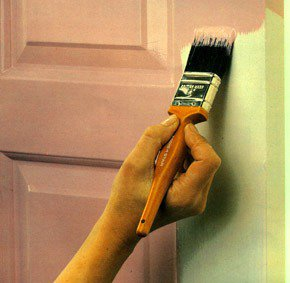 Чем и как покрасить двери МДФ?