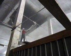 В чем заключаются мероприятия по устранению последствий пожара?