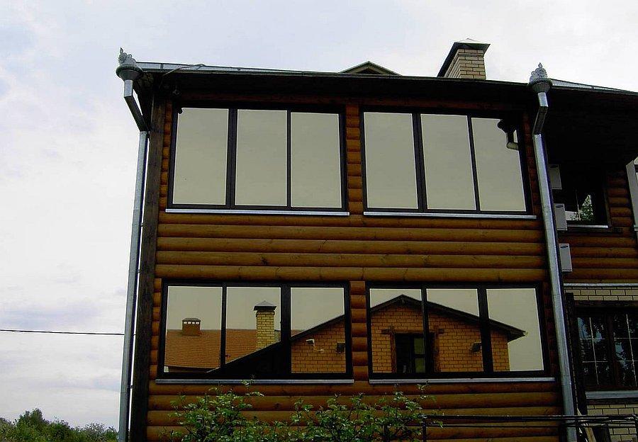 Как сделать дом более уютным и красивым с помощью тонирующей пленки?