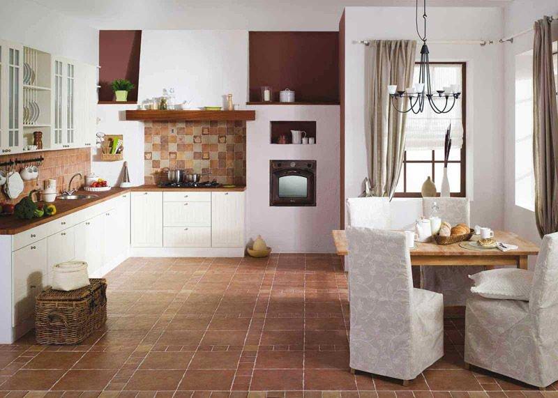 Полы на кухне: какими они должны быть?