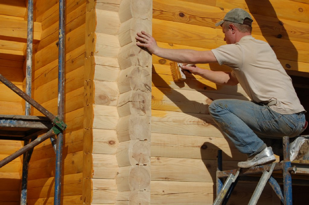 Древесина в современном строительстве: обработка и защита